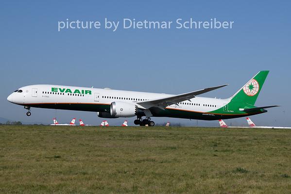 2020-04-23 B-17803 Boeing 787-10 Eva Air