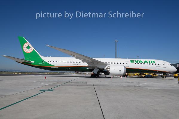 2020-09-05 B-17805 Boeing 787-10 Eva Air