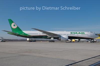 2019-02-05 B-16712 Boeing 777-300 Eva Air