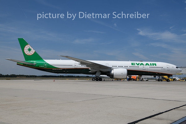2019-07-17 B-16725 Boeing 777-300 Eva Air