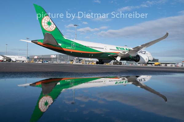 2019-12-27 B-17882 Boeing 787-9 Eva Air