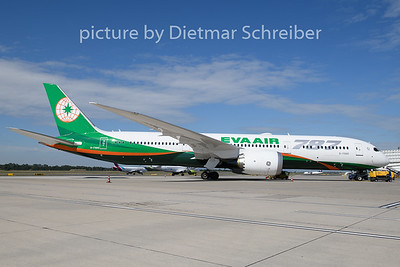 2019-07-23 B-17885 Boeing 787-9 Eva Air