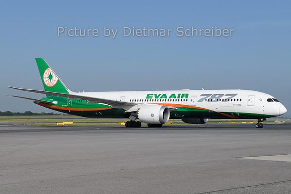 2019-06-19 B-17882 Boeing 787-9 Eva Air