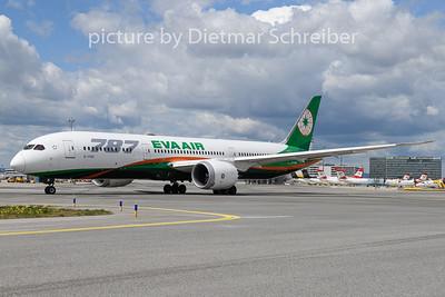 2020-05-01 B-17881 Boeing 787-9 Eva Air
