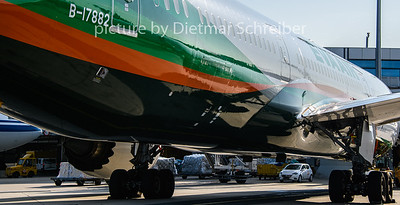 2019-08-01 B-17882Boeing 787-9 Eva Air