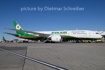 2020-03-02 B-17885 Boeing 787-9 Eva Air
