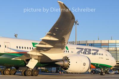 2019-12-11 B-17882 boeing 787-9 Eva Air