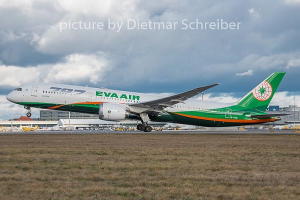 2019-12-26 B-17881 Boeing 787-9 Eva Air