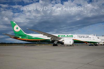 2019-08-08 B-17885 Boeing 787-9 Eva Air