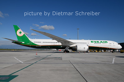 2021-05-28 B-17807 Boeing 787-10 Eva Air
