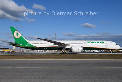 2020-12-26 B-17802 Boeing 787-10 Eva Air