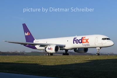 2019-03-22 N939FD Boeing 757-200 Fedex