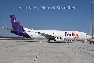2020-09-18 OE-IAG Boeing 737-400 Fedex / ASL AIrlines