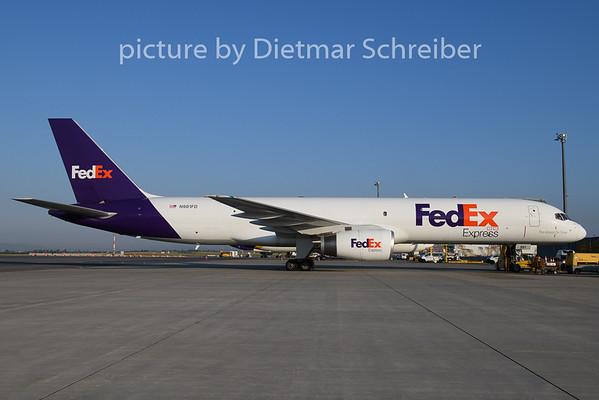 2019-07-24 N901FD Boeing 757-200 Fedex
