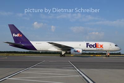 2019-07-18 N917FD Boeing 757-200 Fedex
