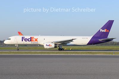 2019-04-18 N972FD Boeing 757-200 Fedex