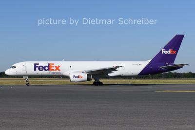 2021-06-17 N968FD Boeing 757-200 Fedex