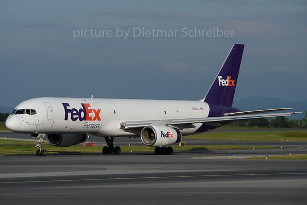2018-05-17 N922FD Boeing 757-200 fedex