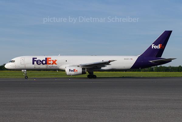 2018-04-25 N939FD Boeing 757-200 Fedex