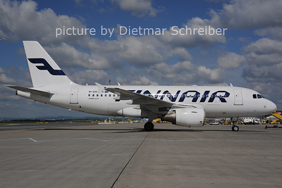 2013-05-13 OH-LVI AIrbus A319 Finnair