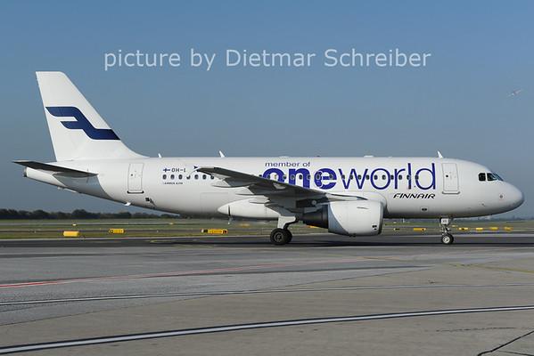 2012-10-11 OH-LVD Airbus A319 Finnair