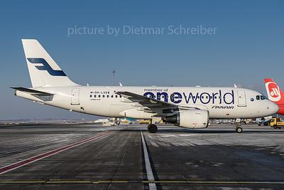2017-01-11 OH-LVD Airbus A319 Finnair