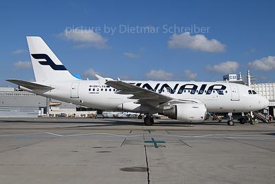 2019-11-01 OH-LVA Airbus A319 Finnair