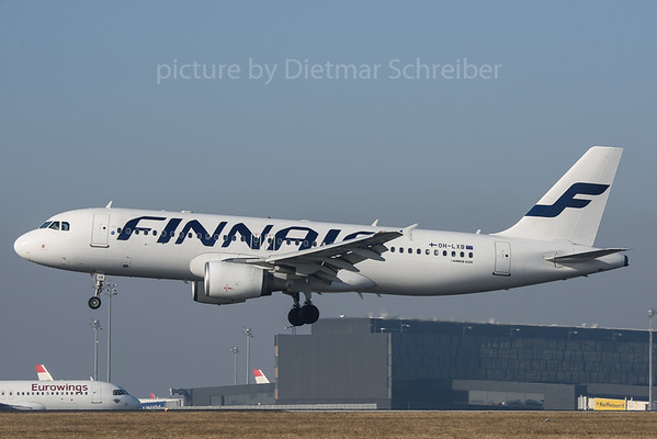 2017-02-15 OH-LXB Airbus A320 Finnair
