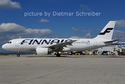 2014-04-11 OH-LXD Airbus A320 Finnair