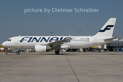 2015-08-14 OH-LXF Airbus A320 Finnair