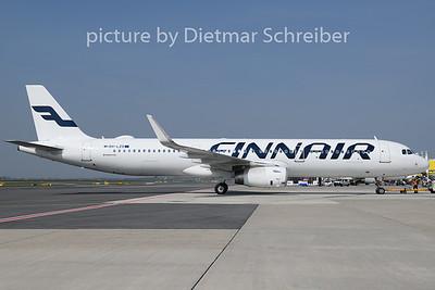2019-04-09 OH-LZO Airbus A321 Finnair