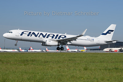 2019-04-22 OH-LZO Airbus A321 Finnair