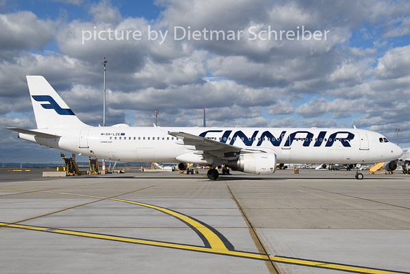 2020-03-12 OH-LZE Airbus A321 Finnair