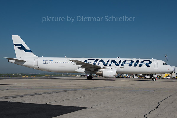 2016-04-21 OH-LZF AIrbus A321 Finnair