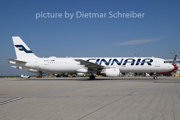 2019-05-01 OH-LZB Airbus A321 Finnair