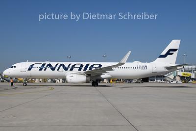 2018-09-21 OH-LZL Airbus A321 Finnair