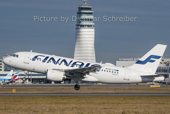 2019-12-30 OH-LVB Airbus A319 Finnair