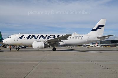 2019-11-14 OH-LXF Airbus A320 Finnair