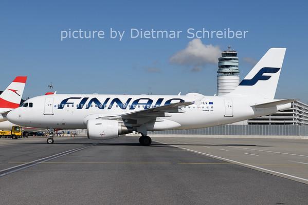 2021-07-12 OH-LVI AIrbus A319 Finnair