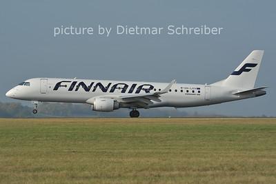 2011-10-30 OH-LKH Embraer 190 Finnair