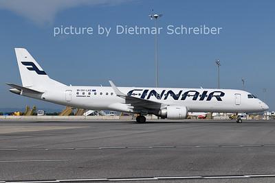 2021-08-11 OH-LKE Embraer 190 Finnair