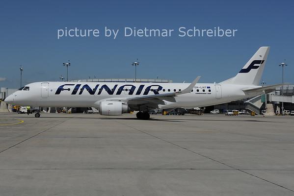 2012-06-21 OH-LKF Embraer 190 Finnair