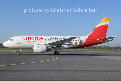 2019-04-19 EC-MFP Airbus A319 Iberia
