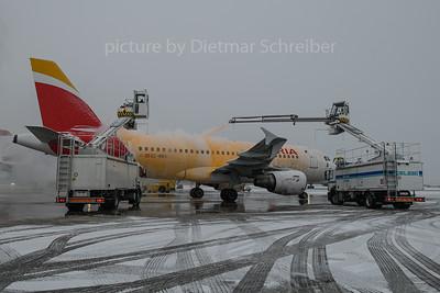2018-02-20 EC-KKS Airbus A319 Iberia