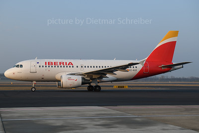 2018-03-26 EC-KOY Airbus A319 Iberia