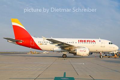 2019-08-29 EC-JAZ Airbus A319 Iberia