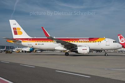 2015-11-06 EC-LVD Airbus A320 Iberia