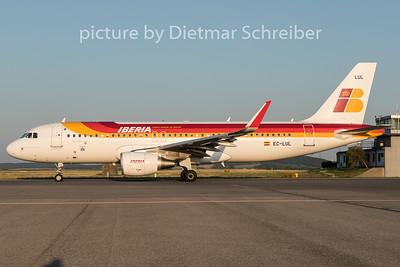 2015-07-22 EC-LUL Airbus A320 Iberia