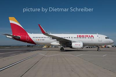 2015-09-22 EC-MDK Airbus A320 Iberia