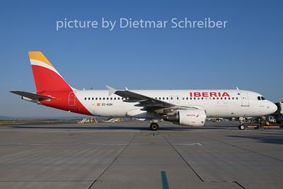 2018-08-17 EC-KOH Airbus A320 Iberia